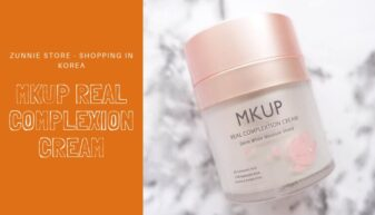 MKUP Real Complexion Cream tốt không